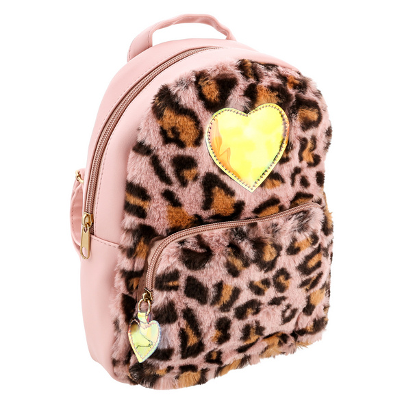 Kinder Rucksack - Plush Hearts