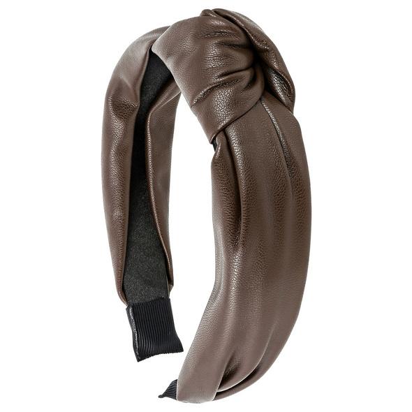 Haarreif - Leather Beauty