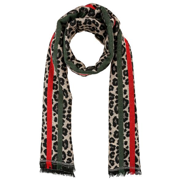 Schal - Leopard Shed