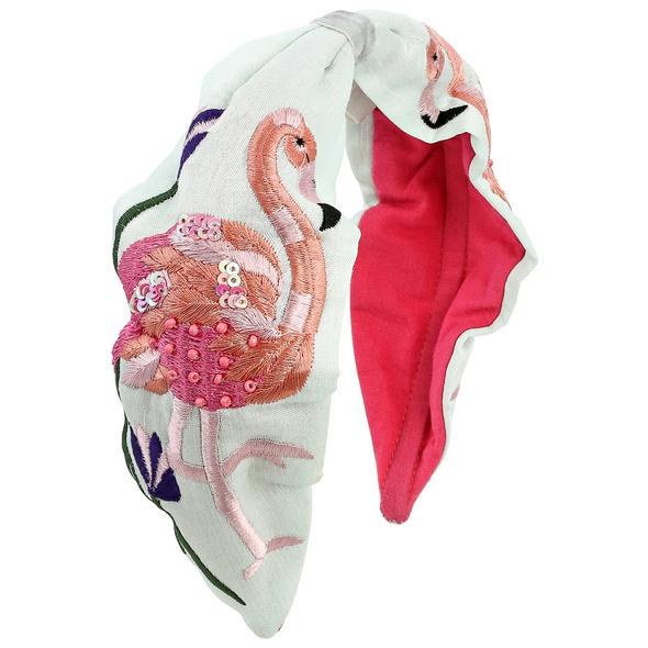 Haarreif - Sweet Flamingo