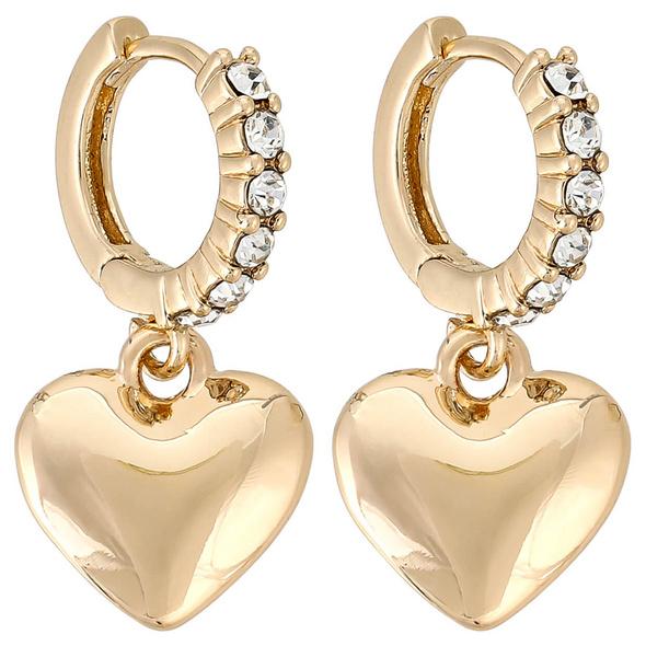 Creolen - Golden Heart