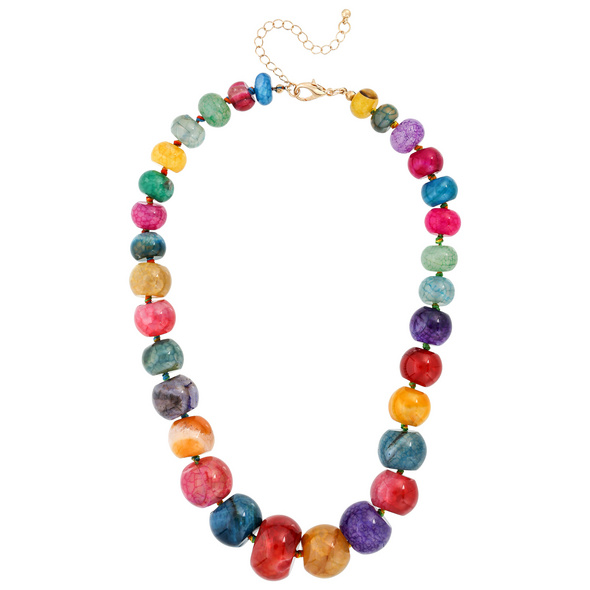 Kette - Candy-Coloured Achat