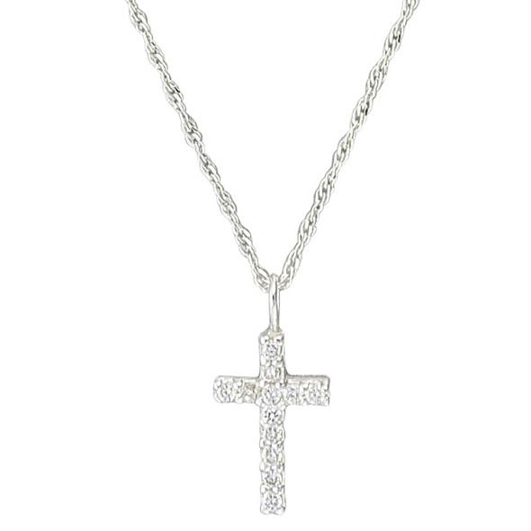 Kette - Elegant Cross