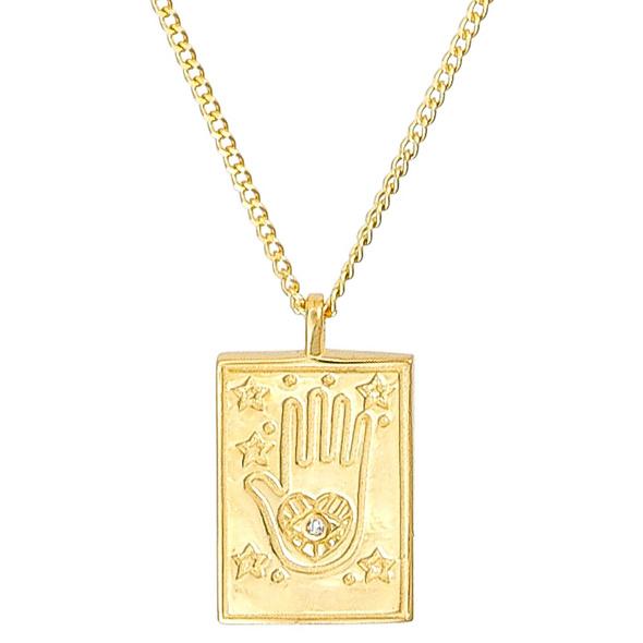 Kette - Golden Hand