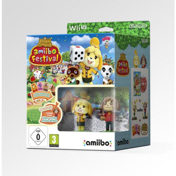 Animal Crossing amiibo Festival