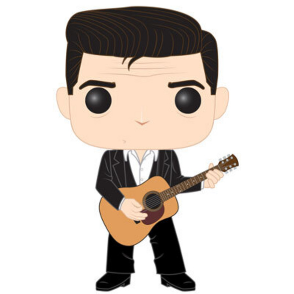 Johnny Cash - POP!-Vinyl Figur Johnny Cash