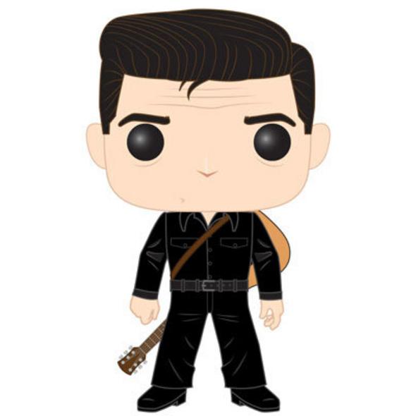 Johnny Cash - POP!-Vinyl Figur Johnny Cash in schwarz