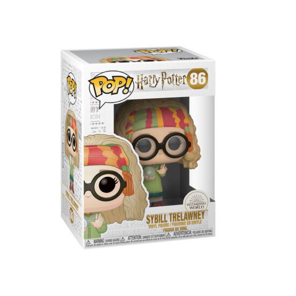 Harry Potter - POP!-Vinyl Figur Professor Sybill Trelawney