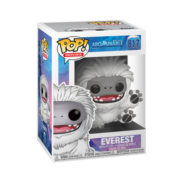 Everest - Ein Yeti will hoch hinaus  - POP!- Vinyl Figur  Everest