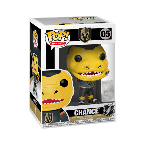 Mascot Knights - POP!- Vinyl Figur Chance Gila Monster