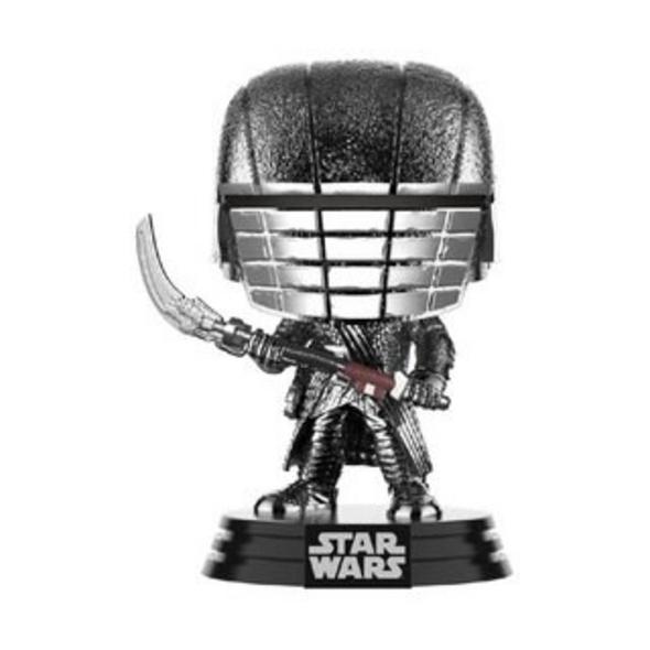 Star Wars - POP!-Vinyl Figur Ritter von Ren Sense (Chrome)