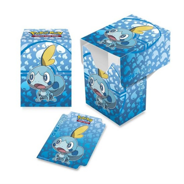 Pokémon Sammelkartenspiel: Schwert & Schild Starter Deck Box Memmeon