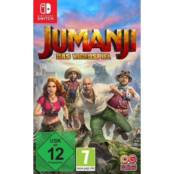 Jumanji Das Videospiel