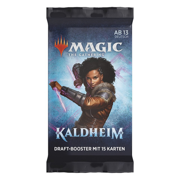 Magic the Gathering: Kaldheim Draft Booster Pack