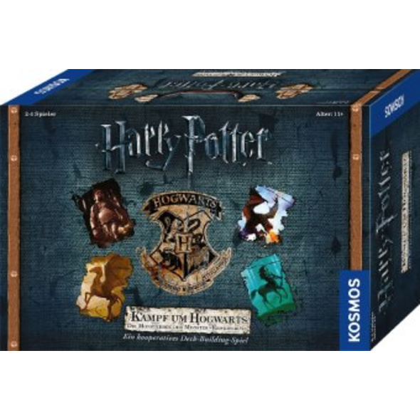 Harry Potter - Kampf um Hogwarts - Die Monsterbox
