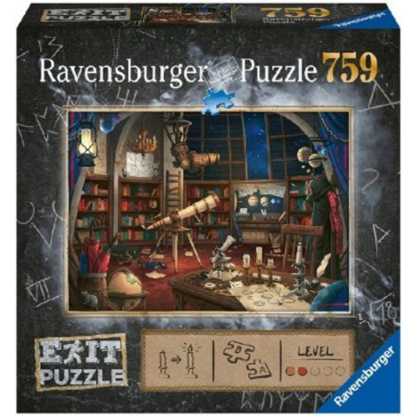 Exit - Sternwarte  Puzzle