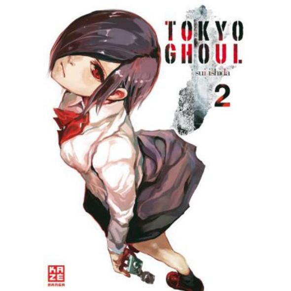 Tokyo Ghoul 02