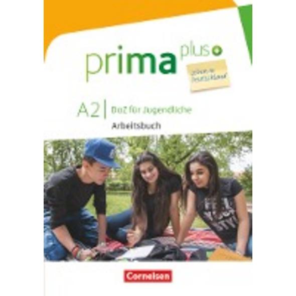 prima plus - Leben in Deutschland A2 - Arbeitsbuch