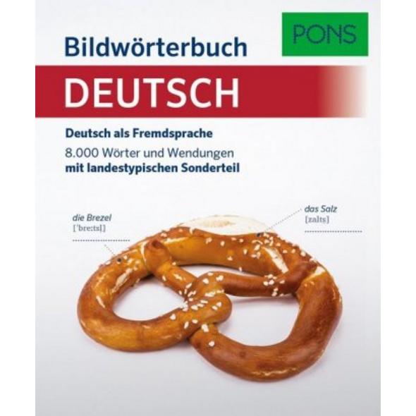 PONS Bildwörterbuch Deutsch als Fremdsprache