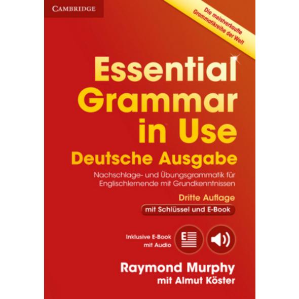 Essential Grammar in Use. German Third Edition . B