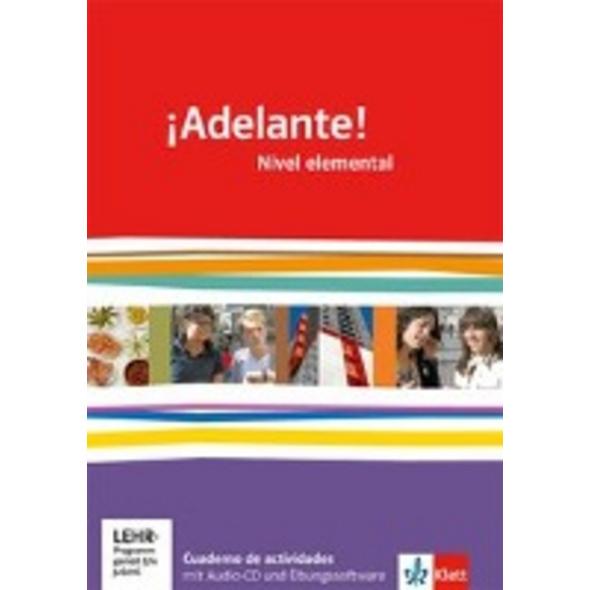 Adelante!. Cuadernos de actividades mit Multimedi