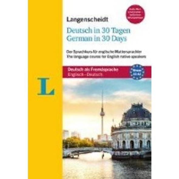 Langenscheidt Deutsch in 30 Tagen - German in 30 d