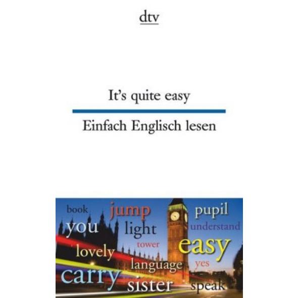It s quite easy Einfach Englisch lesen