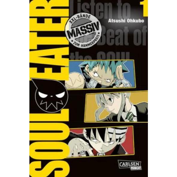 Soul Eater Massiv 1