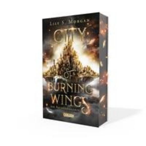 City of Burning Wings. Die Aschekriegerin