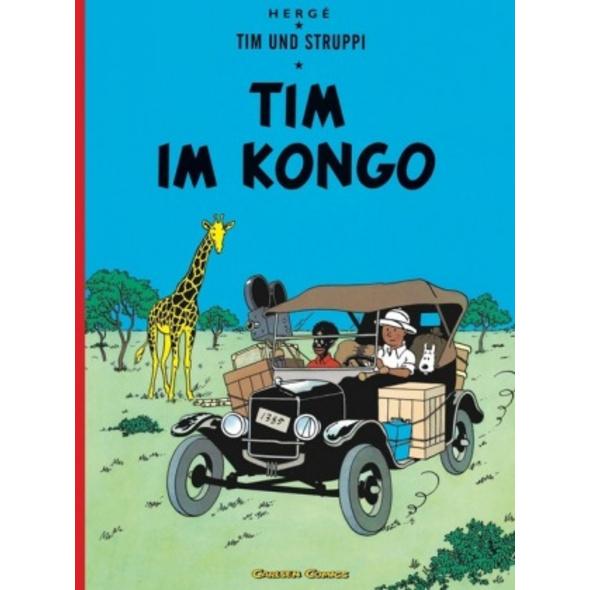 Tim und Struppi 01. Tim im Kongo