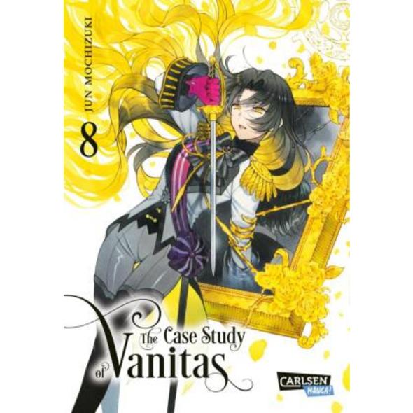 The Case Study Of Vanitas 8