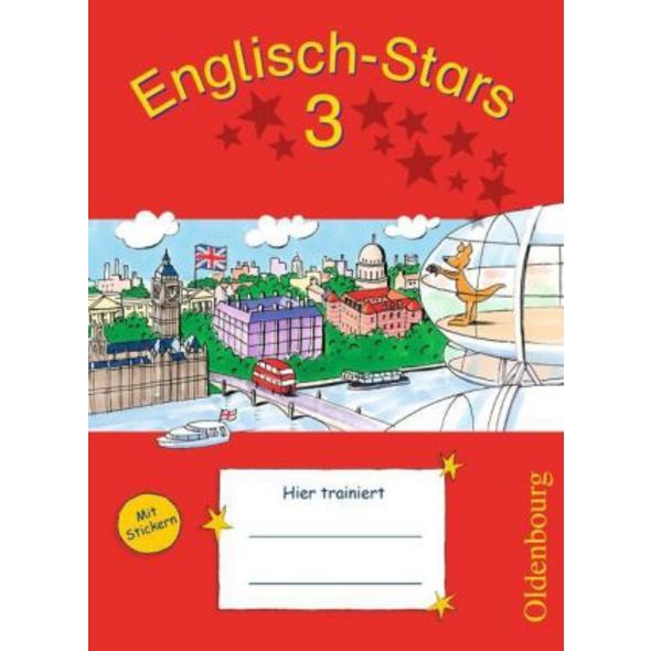 Englisch-Stars 3. Schuljahr. Übungsheft