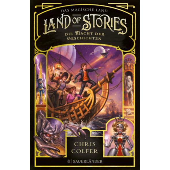 Land of Stories: Das magische Land 5 - Die Macht d