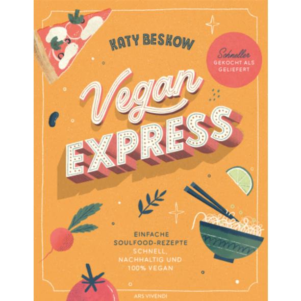 Vegan Express - Schneller gekocht als geliefert