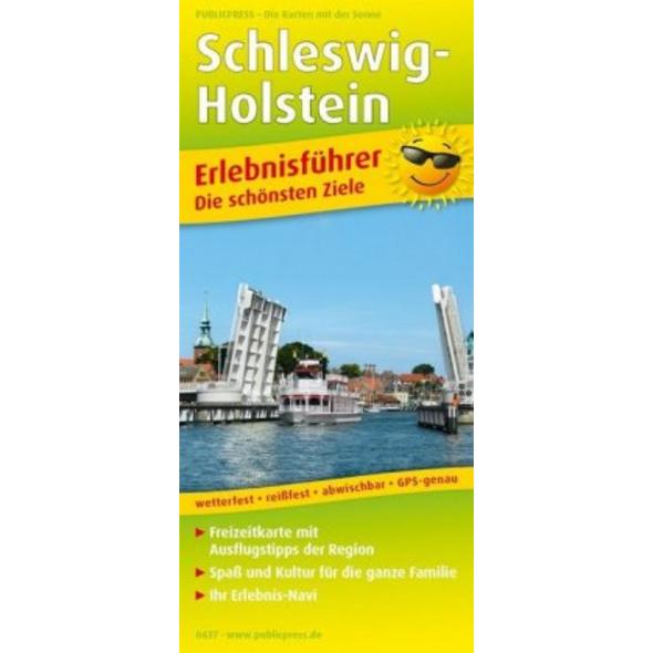 Schleswig-Holstein 1:250 000