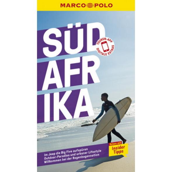 MARCO POLO Reiseführer Südafrika