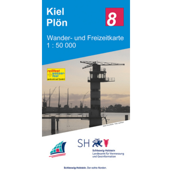 Kiel - Plön 1:50 000