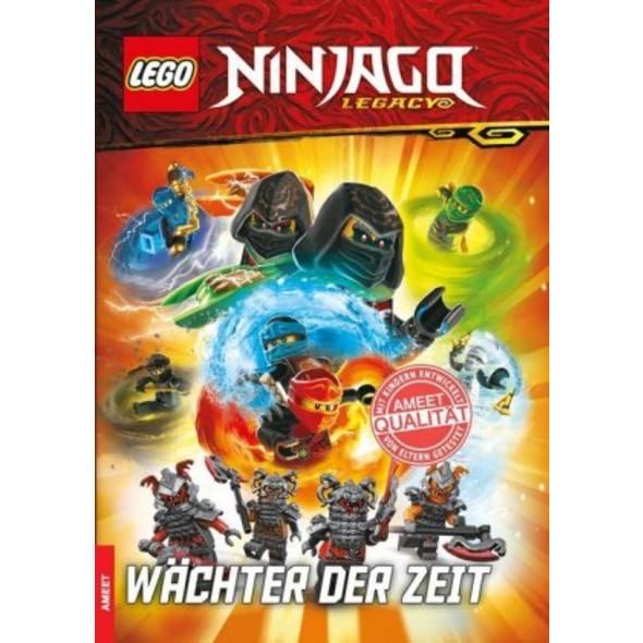 LEGO  NINJAGO  - Wächter der Zeit
