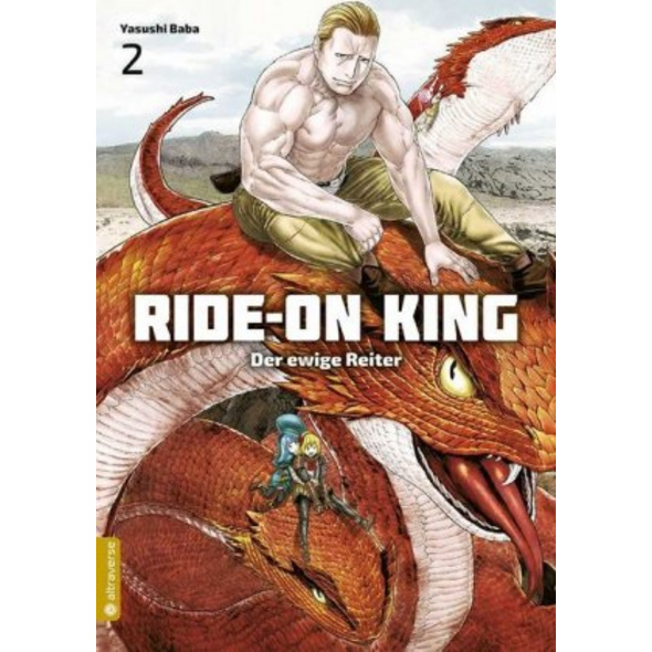 Ride-On King 02