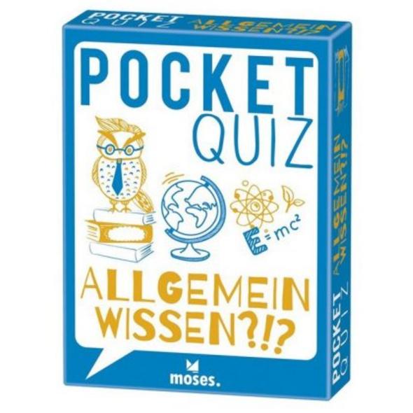 Pocket Quiz Allgemeinwissen