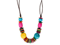 Kette - Colorful Wood