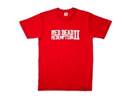 Red Dead Redemption II - T-Shirt Logo (Größe L)