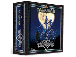 Kingdom Hearts - Brettspiel Talisman (Englische Version)