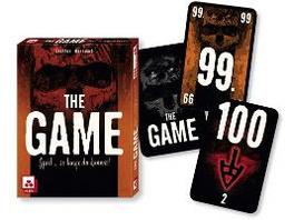 Kartenspiel  The Game