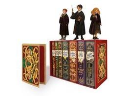 Harry Potter: Band 1-7 im Schuber - mit exklusivem