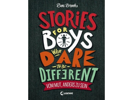Stories for Boys Who Dare to be Different - Vom Mu