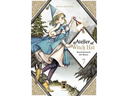 Atelier of Witch Hat 07