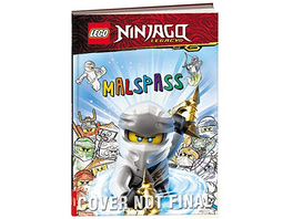 LEGO  NINJAGO  - Malspaß